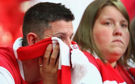 Sad-Arsenal-fans